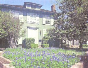 Former residence of Chapman Kelley, Turtle Creek, Dallas, TX